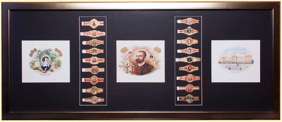 historische Banderolenbilder III
