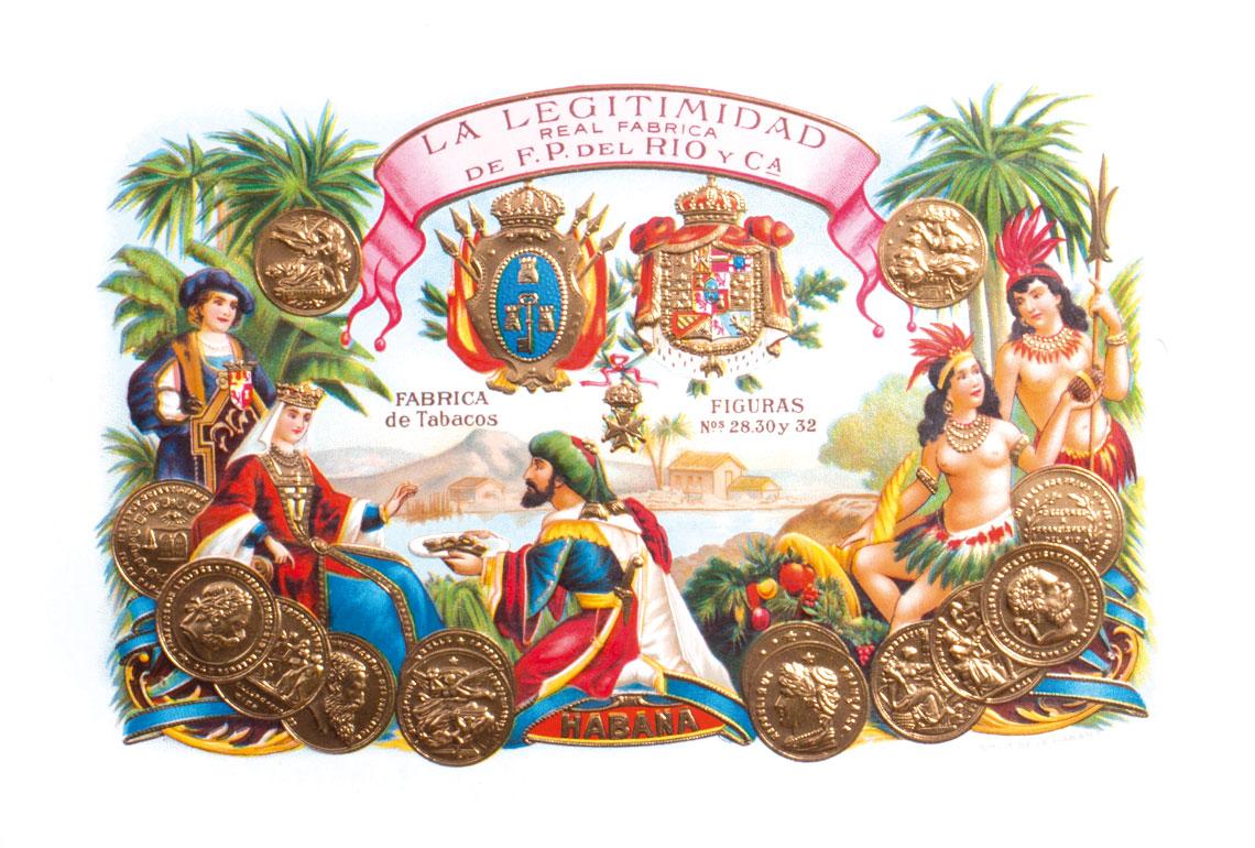 Beispiele kubanischer Lithographietechnik IV