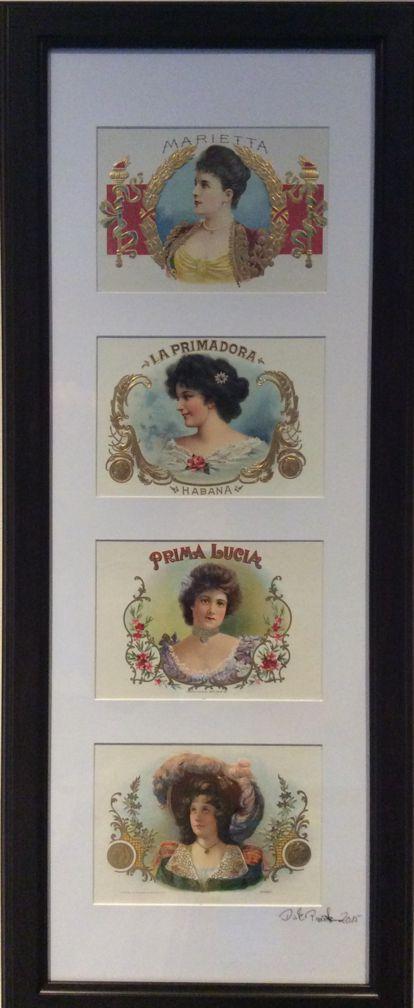 Frauen Portraits aus alter Zeit